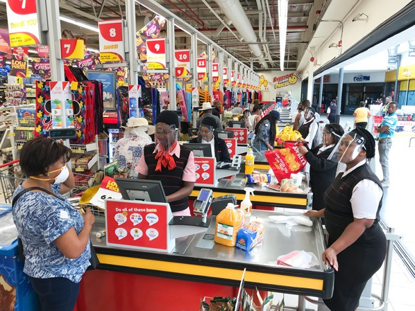 Shoprite Group ramps up measures to protect employees and customers