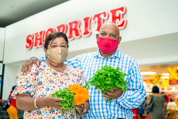 Two KZN pensioners continue to supply the Shoprite Group - a relationship 30 years in the making