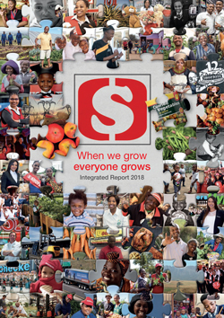 Shoprite Holdings Integrated Report 2018