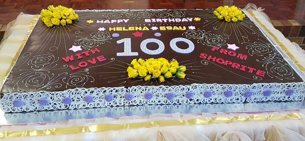Groovy Shoprite Holdings Birthday Surprise For Customers 100Th Funny Birthday Cards Online Elaedamsfinfo