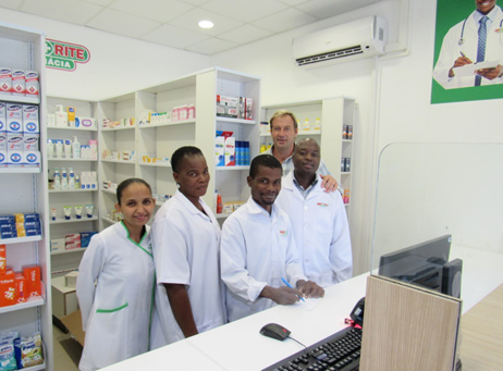 Shoprite Holdings | Maputo healthcare options boosted by