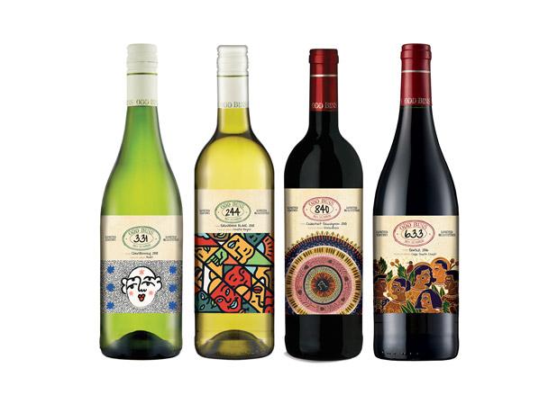 Bottle Design Art