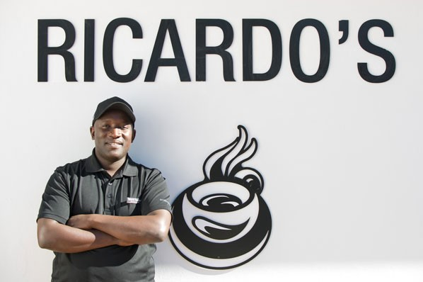 Ricardo Claasen: From shelf packer to national coffee shop specialist