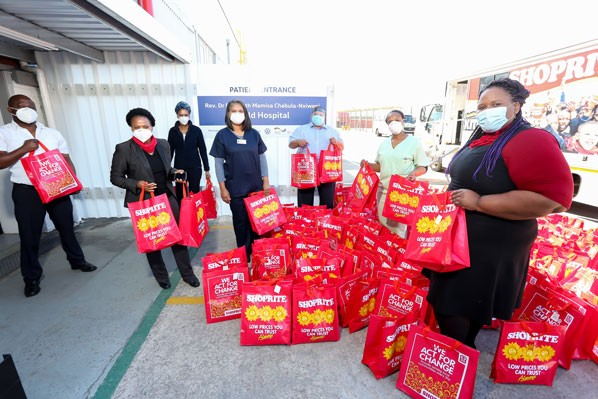 Shoprite donates care packs to Covid-19 patients in PE