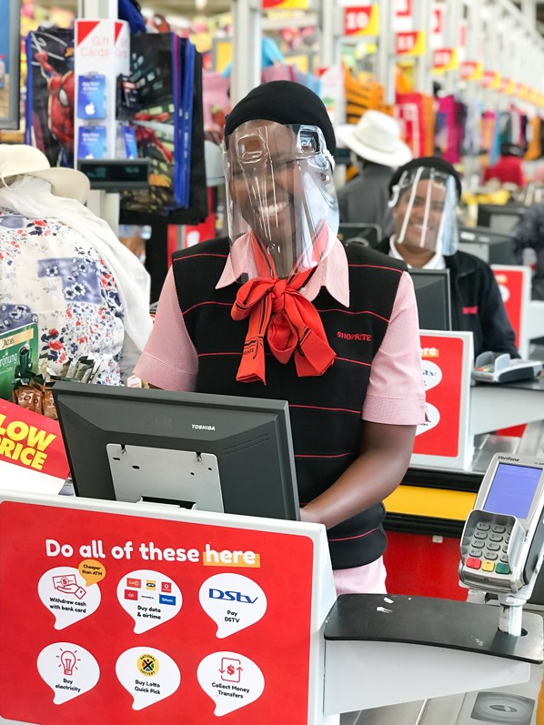 Shoprite Group employees get extra protection