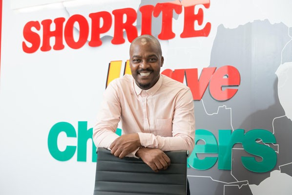 PHOTO: Khaya Ngodwane: From shelf packer to data scientist