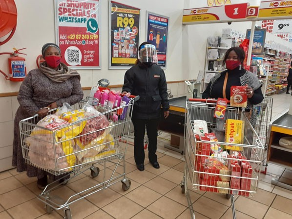 Shoprite lends helping hand to Wisani Old Age Home and Hospice in Hammanskraal
