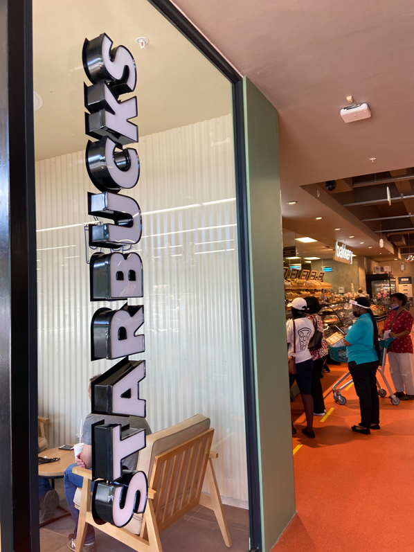 Western Cape's first in-store Starbucks opens at Checkers FreshX Stellenbosch