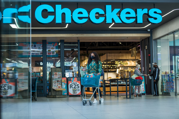 Checkers named SA's most admired brand by MarkLives