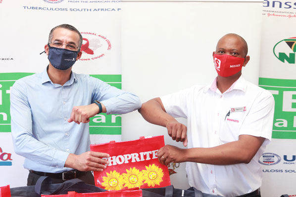 Shoprite honours Free State healthcare workers for going the extra mile